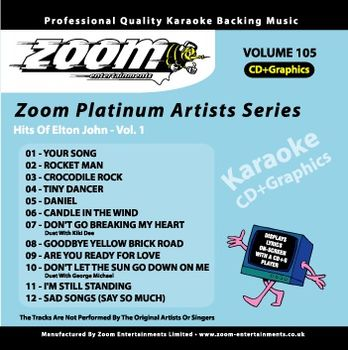 Platinum Artists: Elton John Vol.1