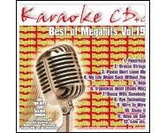 Best Of Megahits Vol. 19 (CD+G)