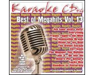 Best of Megahits Vol. 13 (CDG)