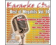 Best of Megahits Vol. 14 (CDG)