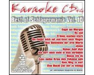 Best Of Schlagermania Vol. 10 (CD+G)