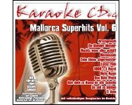Mallorca Superhits Vol. 6 (CD+G)