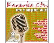 Best Of Megahits Vol. 21 (CD+G)