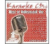Best Of Volksmusik Vol. 1 (CD+G)