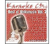Best of Volksmusik Vol. 2 (CDG)