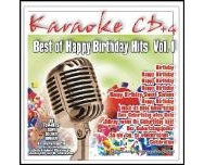 Best of Happy Birthday Hits Vol. 1 (CDG)