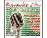 Best of Megahits Vol. 06 (CDG)