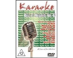 Best Of Megahits Vol. 06 (DVD)
