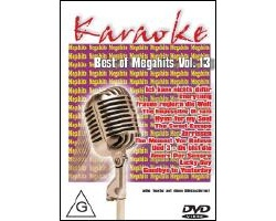 Best of Megahits Vol. 13 (DVD)