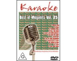 Best Of Megahits Vol. 25 (DVD)