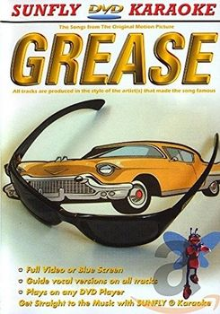 Sunfly DVD - Grease