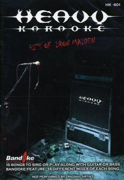 Heavykaraoke: Hits Of Iron Maiden (DVD)