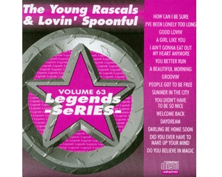 The Young Rascals & Lovin' Spoonful (CD+G)