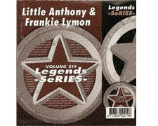 Little Anthony & Frankie Lymon (CD+G)