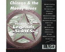 Chicago & The Moody Blues (CD+G)