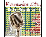 Best of Megahits Vol. 16 (CDG)