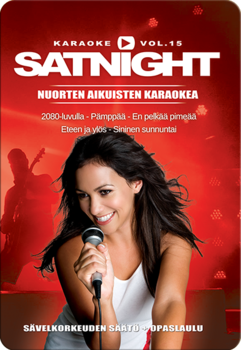 Saturnday Night Karaokehits Vol.15 (DVD)