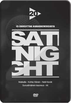 Saturnday Night Karaokehits Vol.20 (DVD)