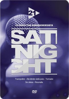 Saturnday Night Karaokehits Vol.21 (DVD)