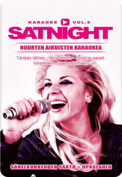 Saturnday Night Karaokehits Vol.09 (DVD)
