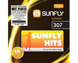 Sunfly Hits 307 (CD+G)