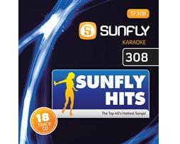 Sunfly Hits 308 (CD+G)
