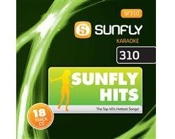 SUNFLY HITS 310 (CD+G)