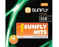 SUNFLY HITS 318 (CD+G)