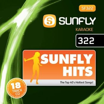 SUNFLY HITS 322 (CD+G)