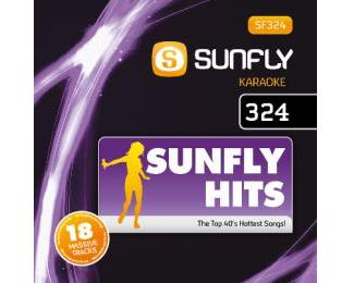Sunfly Hits 324 (CD+G)