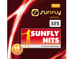 Sunfly Hits 325 (CD+G)