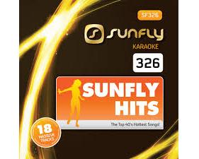Sunfly Hits 326 (CD+G)