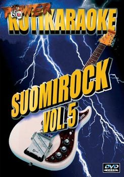 Power Kotikaraoke Suomirock Vol.5 (DVD)