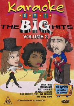 THE BIG HITS Vol.2 (DVD)
