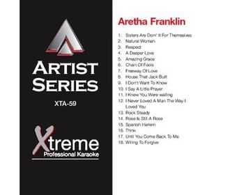 Aretha Franklin (CD+G)