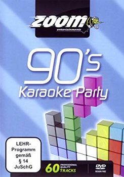 Zoom Karaoke 90'S Karaoke Party (2 DVD's)